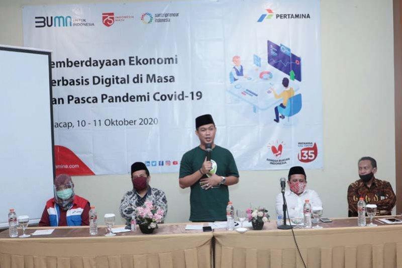 Pertamina dorong santri menjadi kekuatan ekonomi melalui Santripreneur Indonesia