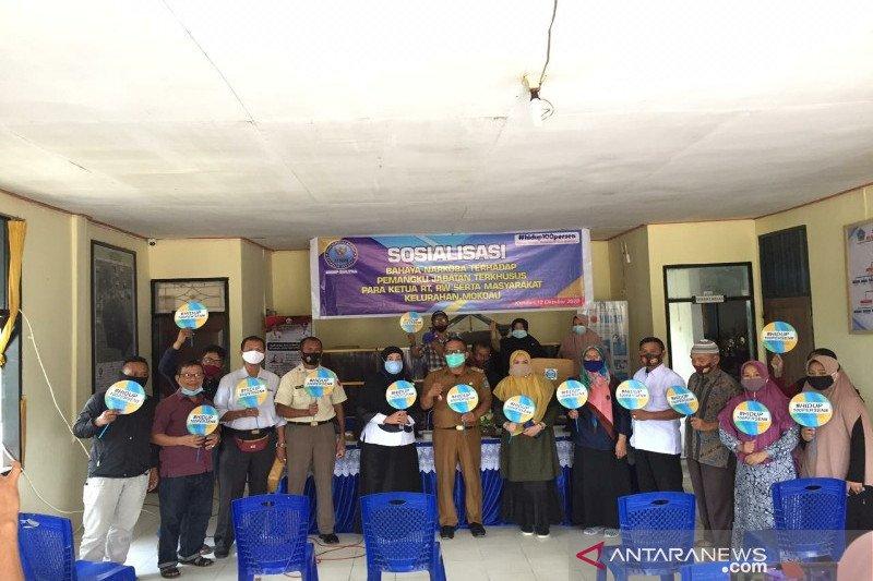 BNN Sultra antisipasi kelurahan rawan narkoba di Kendari