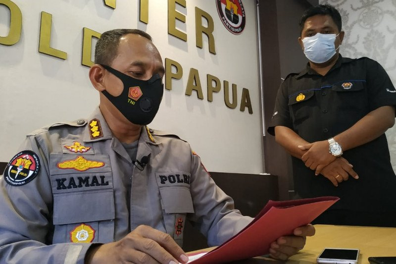 Polda Papua tetapkan lima tersangka kasus penyebaran video mesum di Timika