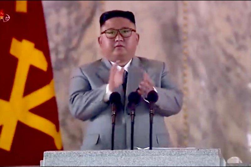 Lewat air mata dan ucapan maaf, Kim Jong Un ingin rebut simpati rakyat Korut