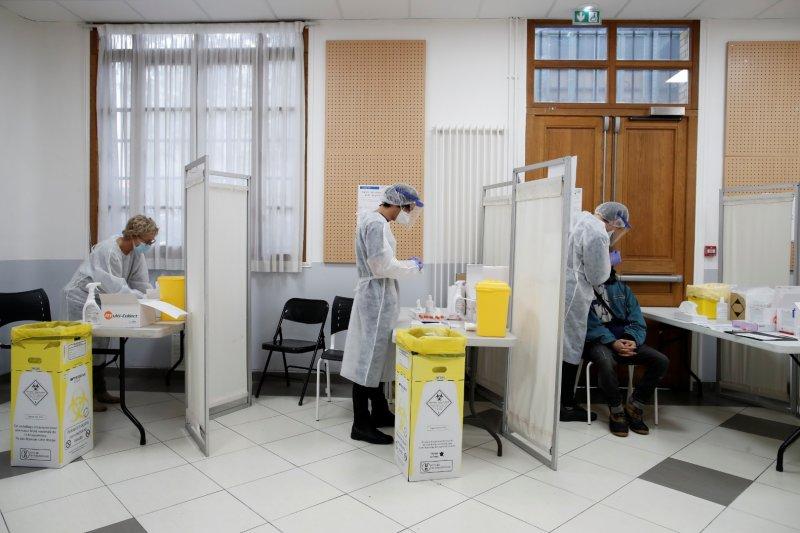 Prancis catat 25.086 kasus COVID-19 dalam 24 jam terakhir