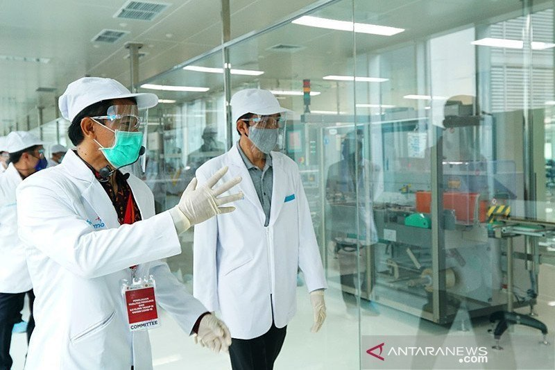 Bio Farma dipercaya produksi vaksin COVID-19
