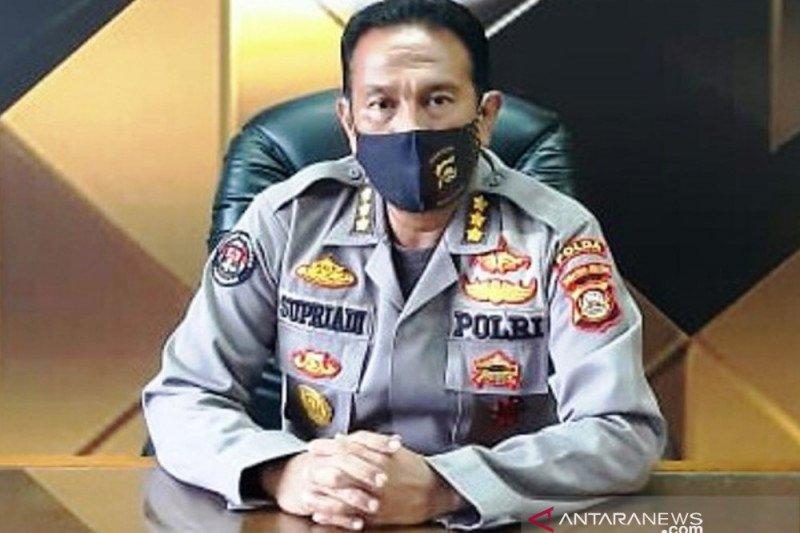Polda Sumsel tangkap  kurir sabu-sabu jaringan Medan
