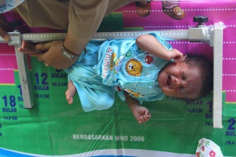 Dinkes Palembang fokus turunkan kasus  kekerdilan di 30 kelurahan
