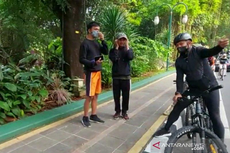 Wali Kota Bogor sebut taman kota bisa untuk rapat perkantoran