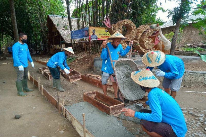 Dua destinasi wisata di Bantul menjadi lokasi Gerakan BISA Kemenparekraf