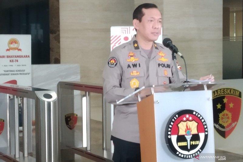 Polri mengungkap kekejaman anggota muda KKB Distrik Sugapa Intan Jaya