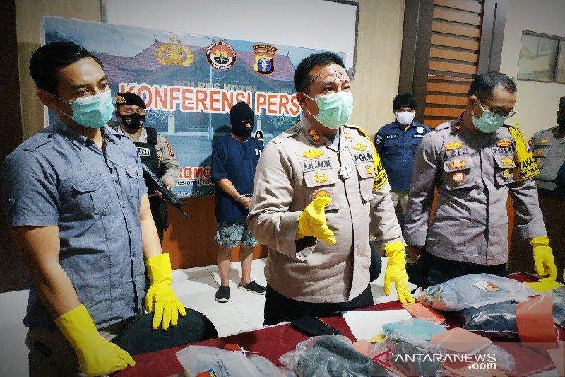 Dugaan pembunuhan perempuan di Sampit oleh pengusaha terungkap setelah tiga tahun