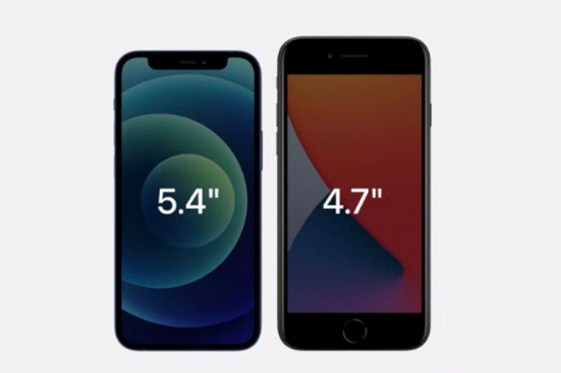 "iPhone 12 Mini, alternatif ponsel kecil yang ""besar"""