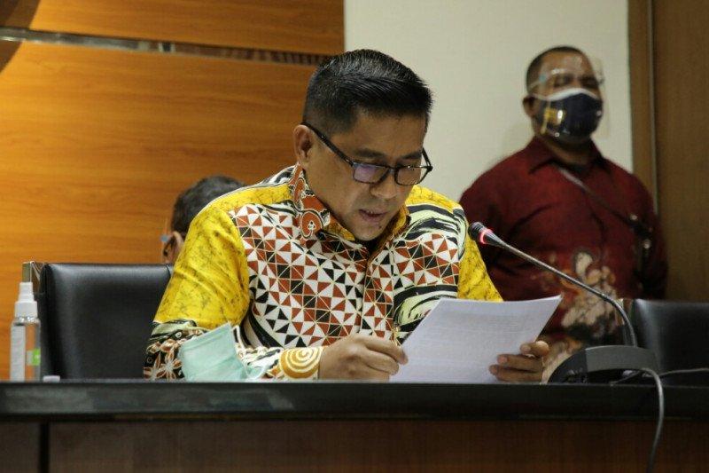 KPK telah sita Rp3,7 miliar terkait kasus DPRD Sumatera Utara