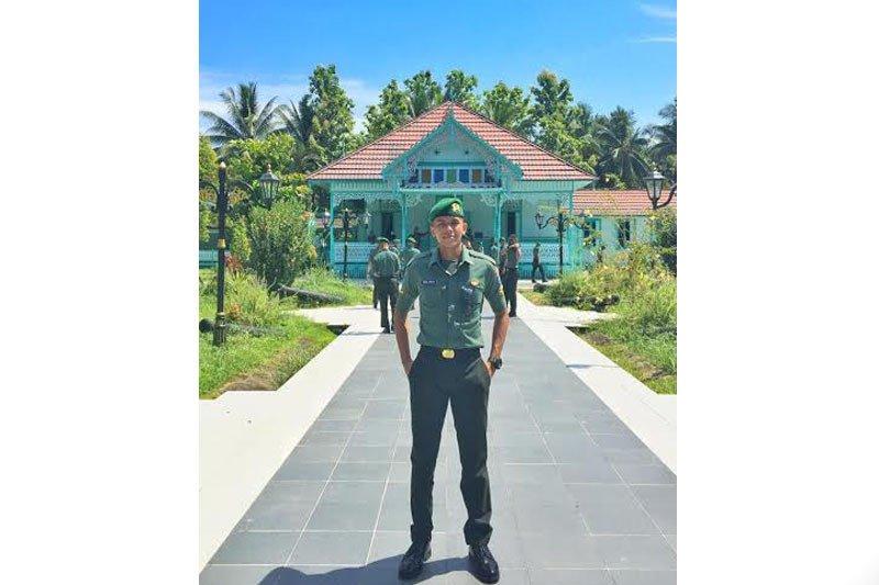 Membanggakan, 12 anggota pramuka di  Puruk Cahu diterima jadi prajurit TNI AD