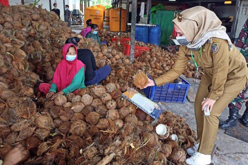 Wabup nilai virgin coconut oil tepat dikembangkan di Seruyan