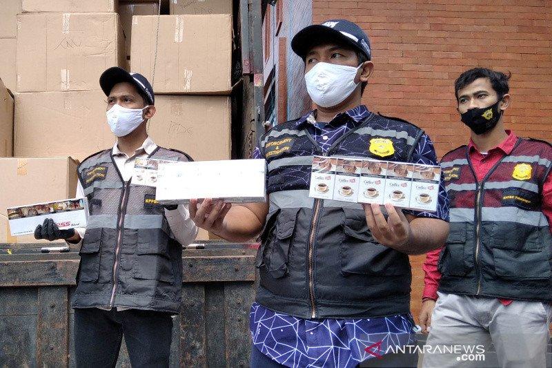 Bea Cukai Kudus sita 16,79 juta rokok ilegal