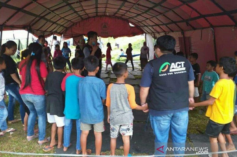 ACT Sumsel terus salurkan bantuan ke korban  kebakaran lahat