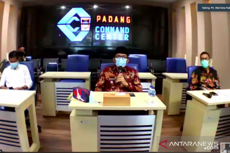 Penambahan kasus baru COVID-19 di atas 100 per Hari, ini seruan Wako Padang