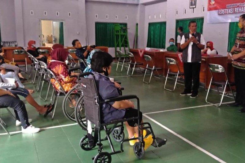 50 penyandang disabilitas Kota Magelang ikuti Atensi