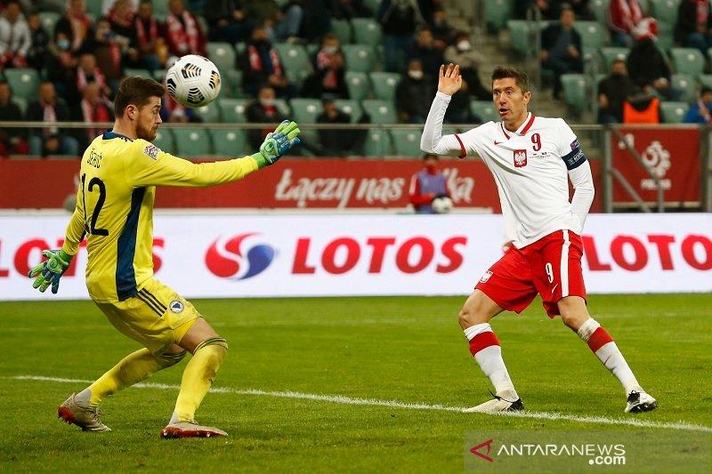Polandia tekuk Bosnia