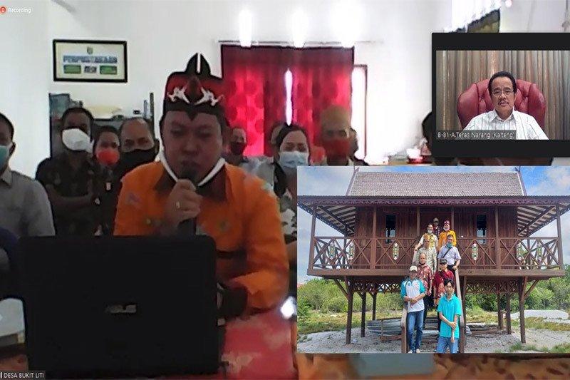 Teras Narang dukung dua desa di Pulpis kembangkan wisata budaya dan alam