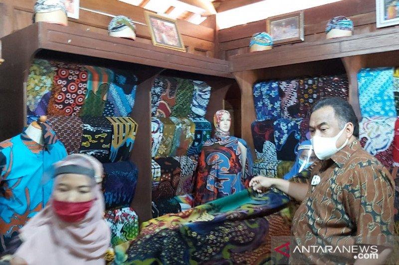 16.642 UMKM Gunung Kidul memperoleh Banpres Produktif Usaha Mikro