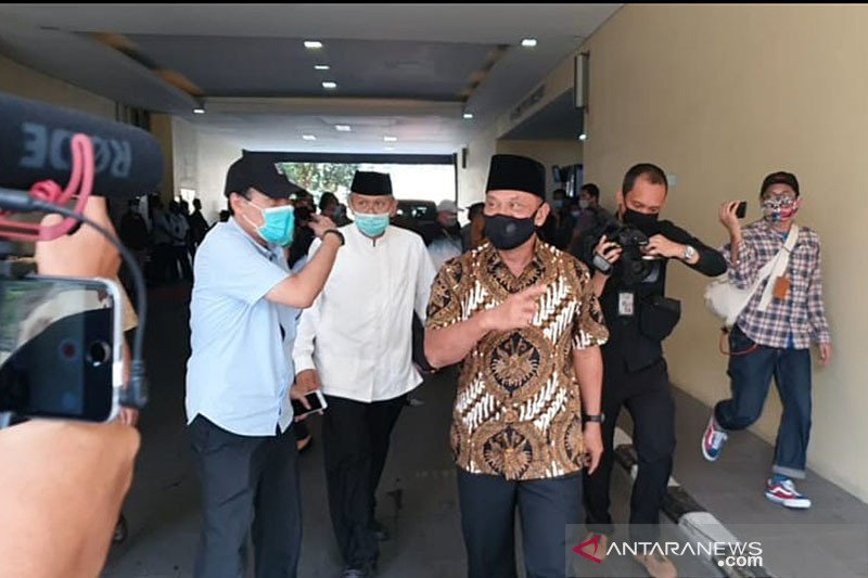 Presidium KAMI Gatot Nurmantyo gagal temui Kapolri terkait upaya pembebasan aktivis