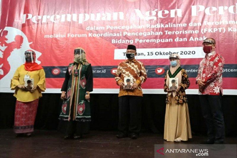 37 organisasi wanita Kaltara ikut kegiatan pencegahan radikalisme