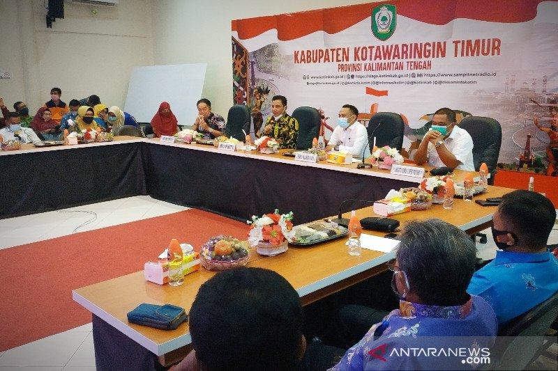 Bupati Kotim puji eksistensi Lentera Kartini bantu tangani KDRT