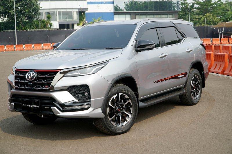 Toyota New Fortuner dibanderol mulai Rp504,9 juta