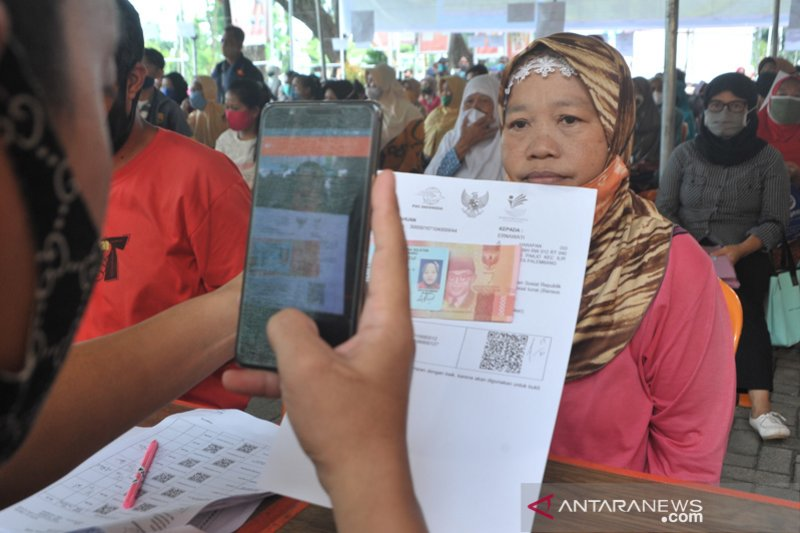 BST tahap ketujuh Palembang