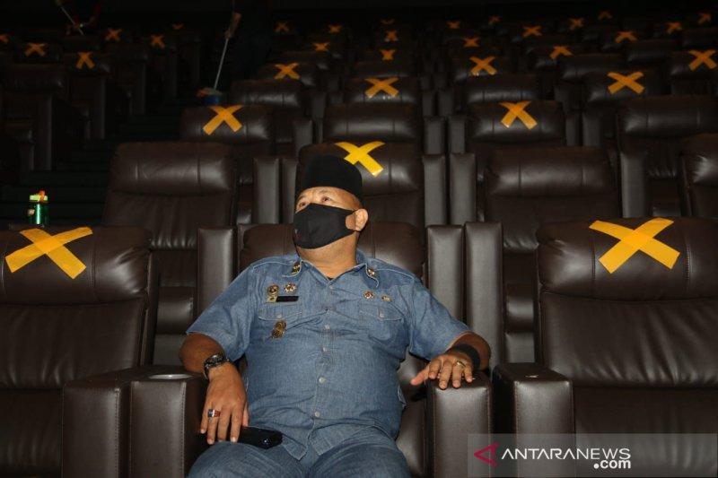 Bioskop di Kota Batam dibuka kembali mulai Jumat dengan protokol kesehatan yang ketat
