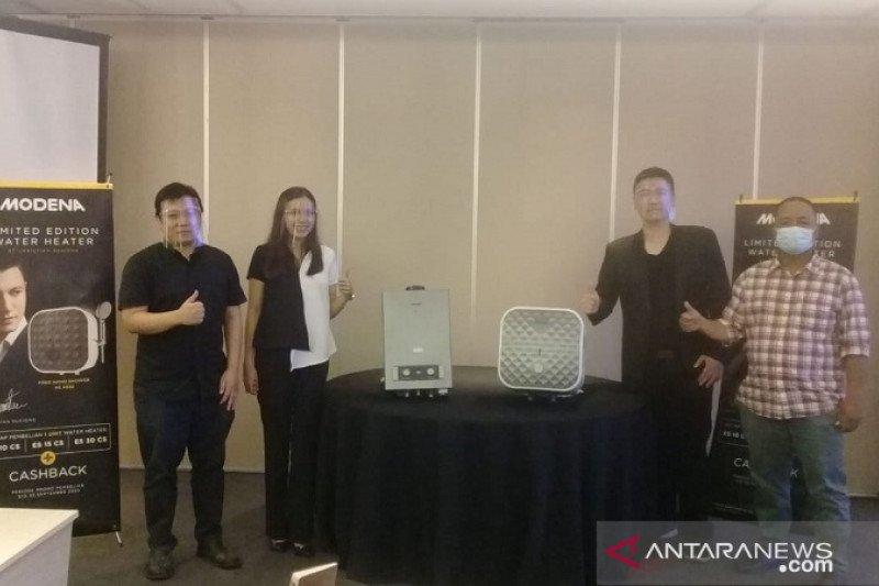 MODENA dan Christian Sugiono hadirkan water heater mewah