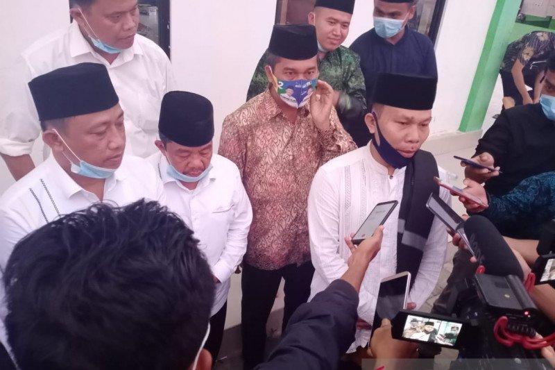 Pesantren 'besar' di Padang Pariaman deklarasi dukung paslon Tri Suryadi-Taslim pada Pilkada 2020