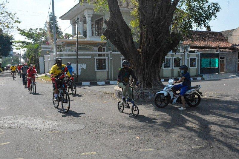 Yogyakarta siapkan interaksi antarsegmen jalur wisata sepeda