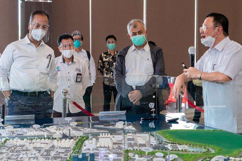 Kemenperin pacu aktivitas industri di tengah pandemi COVID-19
