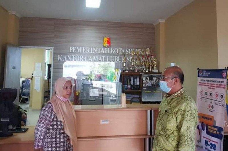 Pjs Wali Kota Solok minta camat gencarkan sosialisasi protokol COVID-19 ke masyarakat