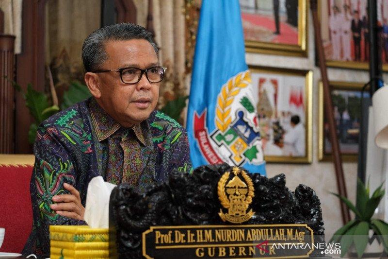 Gubernur Sulsel sebut dana PEN  dimanfaatkan untuk infrastruktur