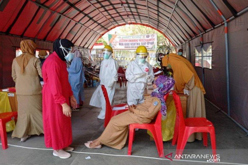 Pasien sembuh dari COVID-19 di Sulawesi Tenggara sebanyak 2.506 dari 3.950 kasus