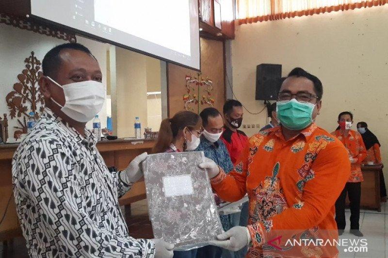 Jumlah DPT Pilkada Kalteng 2020 di Gumas menurun dari DPS