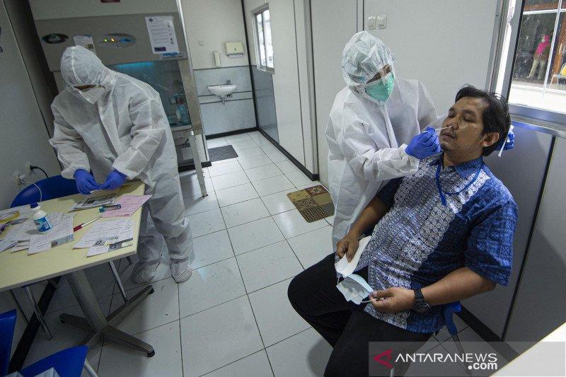 Pegawai kontrak RSUD Solok Selatan positif COVID-19 usai dari Sijunjung