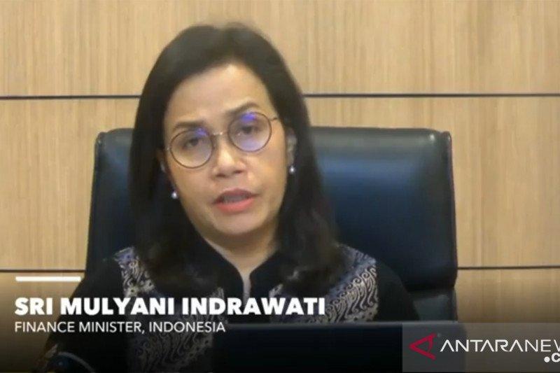 Menkeu Sri Mulyani yakini Indonesia punya akses pasar untuk pembiayaan COVID-19