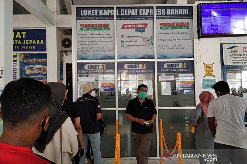 Kembali dibuka,  248 wisatawan dapat kesempatan kunjungi Karimunjawa