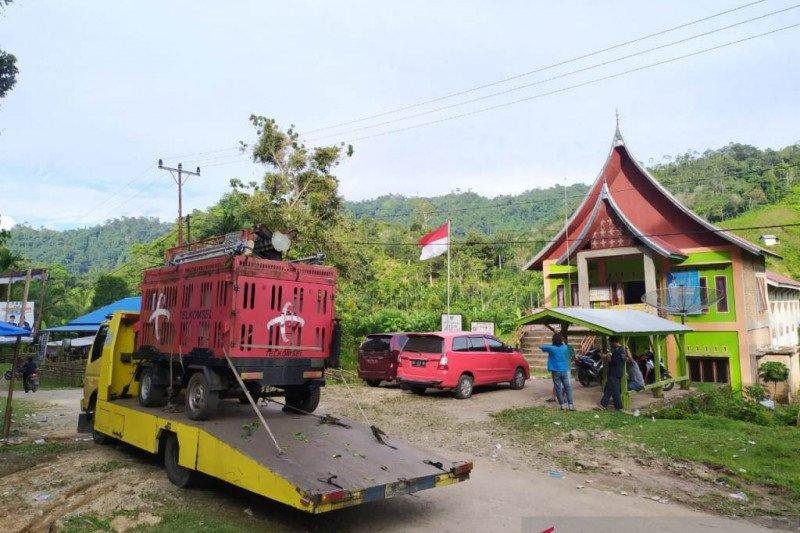 """Kampung Ampalu segera """"disentuh"""" sinyal komunikasi"""