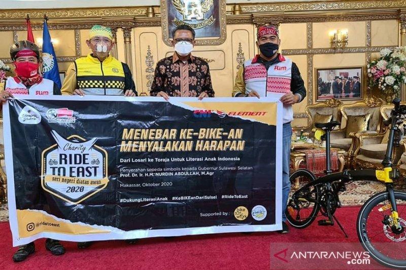 Hidup sehat, Gubernur imbau warga jadikan sepeda transportasi harian
