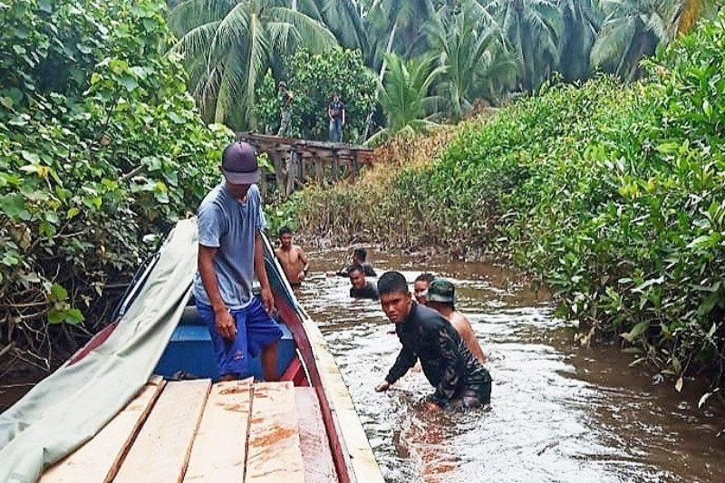 Artikel - Meramu Semangat 'Habaring Hurung' dan Kemanunggalan TNI di Tanah Dayak