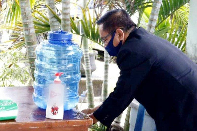 Hari Cuci Tangan Sedunia diharapkan menjadi pengingat warga Gumas