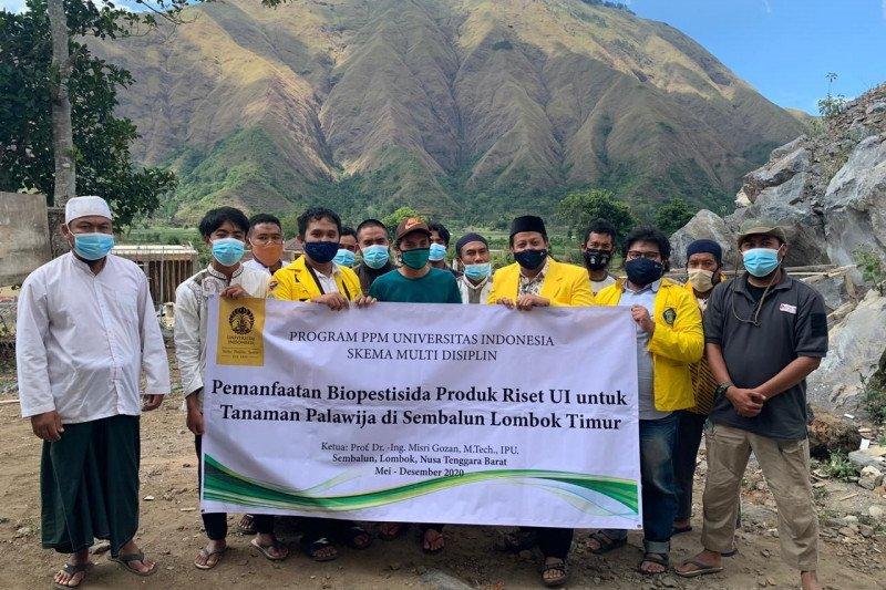 Pengabdian Masyarakat Universitas Indonesia di Sembalun