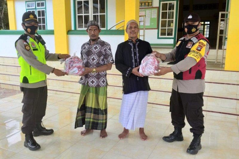 Masyarakat Tambelan dukung operasi yustisi polisi