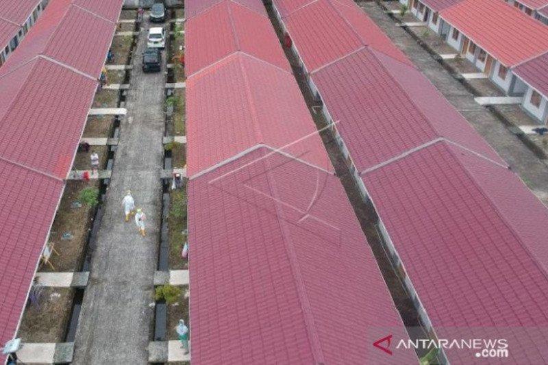 Padang catatkan penambahan kasus positif COVID-19 tertinggi mencapai 347 orang
