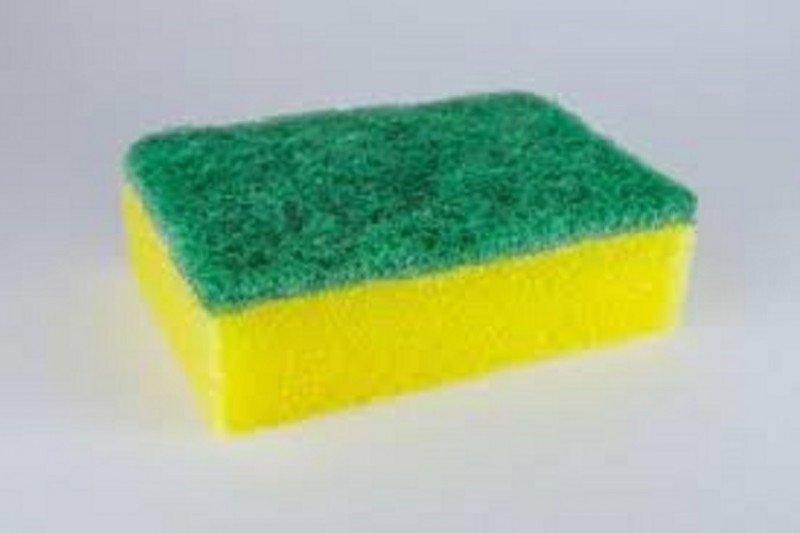 Ini cara terbaik bersihkan spons untuk enyahkan kuman dan virus