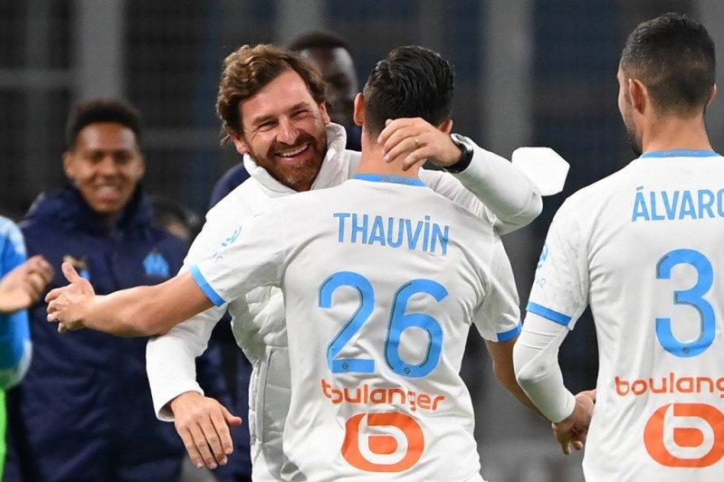 Marseille  kalahkan Bordeaux 3-1