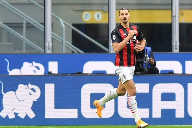 AC Milan menangi Derby della Madonina 2-1 untuk puncaki klasemen